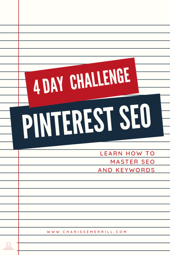 Pinterest SEO made EASY so getting leads can be easy too! Learn how to optimize your Pinterest profile and pins to grow your traffic with SEO!
