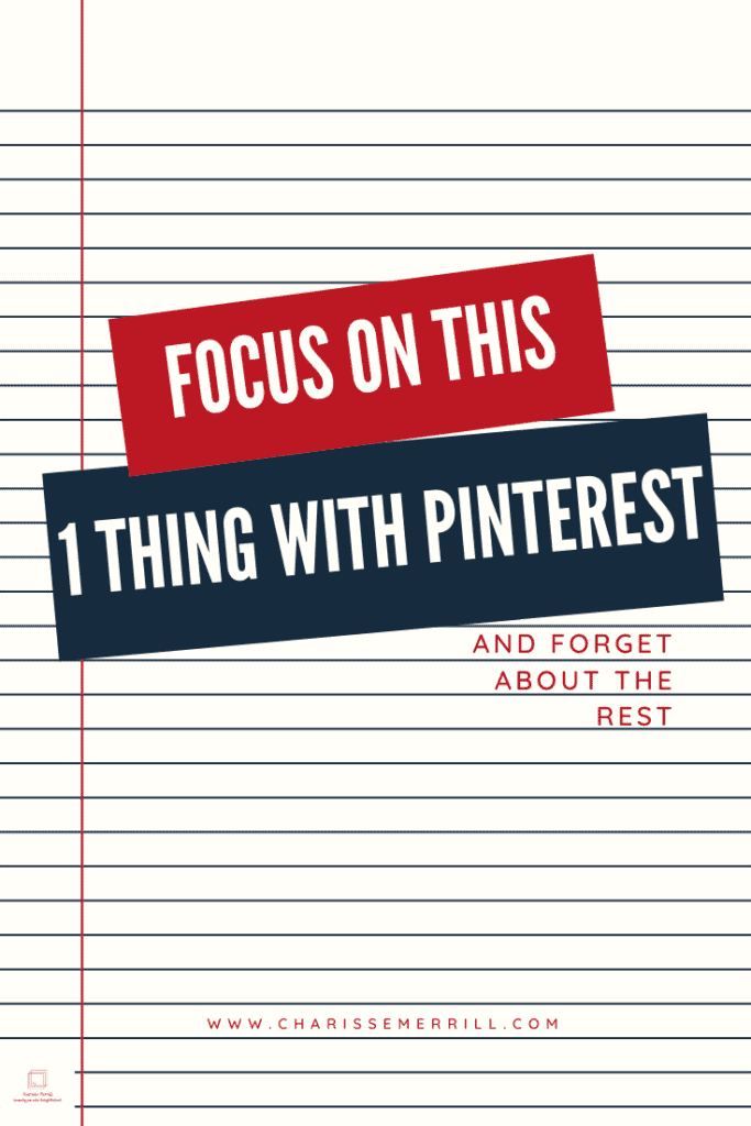 Where to focus with Pinterest? Monthly viewers or followers. This is a common question read quickly to make sure you are focusing on the right numbers!