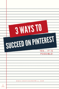 There are so. many. businesses. which FAIL on Pinterest. Why? And what can you do to change so you do succeed on Pinterest with your business?