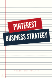 some of my best kept secrets with your Pinterest strategy for business. Yes, this works for you entrepreneurs out there as well!