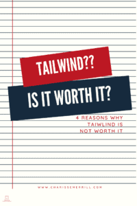 As a beginner with Tailwind you may be wondering if it really is all that everyone says it is, especiall at $15 a month. So, is Tailwind worth it?