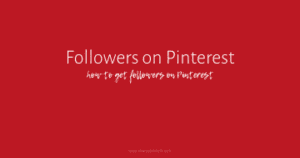 "What's the deal with followers on Pinterest? Are they important to grow your business? Do you need them? What happens if you have ""spammy"" followers?"