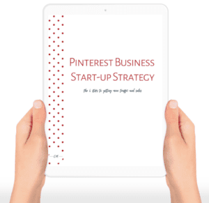 how to start on Pinterest to increase traffic and sales