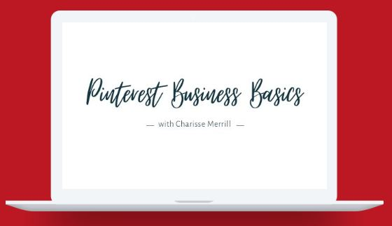 how to start my business on Pinterest