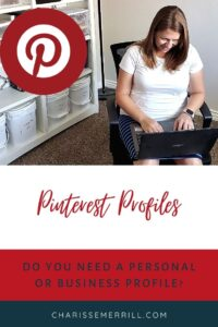 Wondering what the difference between a Pinterest personal vs business profile is? Is it worth the time as an entrepreneur to set one up and