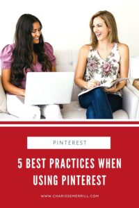 """You may find yourself asking """"What Are Pinterest Best Practices?""""? Especially with all the major changes in late 2020 and early 2021"""